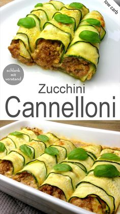 High Protein Recipes, Paleo Recipes, Low Carb Recipes, Low Carb Keto, Plant Based Recipes, Quick Meals, Food Inspiration, Zucchini, Meal Prep