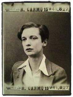Annemarie Schwarzenbach, Women Portrait,