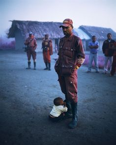 Only Love Can Break Your Heart, 2012 © Richard Mosse / Courtesy of the artist and Jack Shainman Gallery New York - More info on the exhibition in Foam: http://foam.org/visit-foam/calendar/2014-exhibitions/richard-mosse-the-enclave