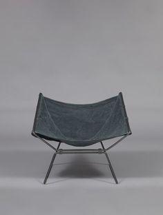 Pierre Paulin . armchair 223, 1954-55