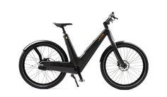 MONOQI   45 km/h E-Bike - Schwarz