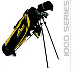 ACCULENGTH Expandable Junior Golf Clubs: 1000 SERIES Starter Set.  Buy it @ ReadyGolf.com