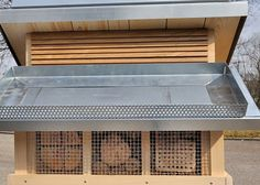 Insektenhotel - Wildbienenhaus