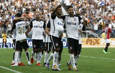 Sport Club Corinthians Paulista -  Yago scores against São Paulo