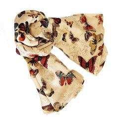 Fular de seda estampada y viscosa, 105X180 cm JULUNGGUL. Perfecto para el próximo otoño a precios de SUPER REBAJAS DE VERANO!!!!!! Gastos de envío GRATIS!!!!!! http://www.julunggul.com/15-outlet