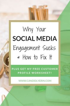 Why Your Engagement Sucks & How to Fix It! Can't figure out why nobody is commenting on your posts? Even worse, they're not converting! Here's how to kick your social media up a couple notches! Social Media Automation, Social Media Analytics, Social Media Branding, Social Media Tips, Social Media Marketing, Marketing Tactics, Marketing Automation, Marketing Strategies, Social Networks