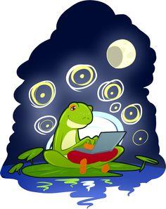 Froggy rêve d'un univers où vos clients trouveraient rapidement le chemin vers votre site internet... Site Internet, Scooby Doo, Fictional Characters, Art, Universe, Art Background, Kunst, Performing Arts, Fantasy Characters