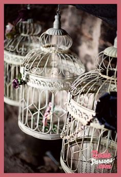 1920s theme wedding, bird cage, good for decoration, perhaps larger one for envelopes