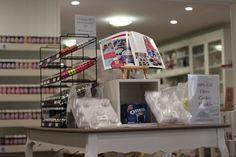 Shop interior of Cakes Around Town