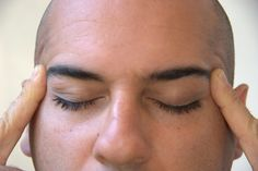 How to Lift Brows With Facial Exercises   eHow