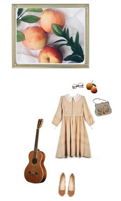 """Sunny day"" by flyingmonkeys1995 ❤ liked on Polyvore featuring To Be Adored, Retrò and Miss KG"