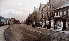 Prescot Road from Green Lane