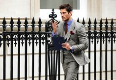 David Gandy......for me he's the absolute look of SEXY & that he's BRITISH!!  OMG CAN'T HELP MYSELF!!!