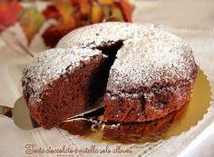 Torta cioccolato e nutella solo albumi http://blog.giallozafferano.it/graficareincucina/torta-cioccolato-e-nutella-solo-albumi/