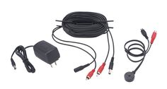 Buy Lorex Indoor Audio Microphone Accessory for Surveillance DVR's (Black) at Discounted Prices ✓ FREE DELIVERY possible on eligible purchases. Security Surveillance, Security Alarm, Surveillance System, Security Camera, Security Service, Alarm Companies, Wireless Video Camera, Home Security Tips, Wireless Home Security Systems