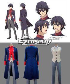Walkure Romanze Takahiro Mizuno Cosplay Costume #EveryoneCanCosplay! #Cosplaycostumes #AnimeCosplayAccessories #CosplayWigs #AnimeCosplaymasks #AnimeCosplaymakeup #Sexycostumes #CosplayCostumesforSale #CosplayCostumeStores #NarutoCosplayCostume #FinalFantasyCosplay #buycosplay #videogamecostumes #narutocostumes #halloweencostumes #bleachcostumes #anime