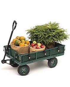 garden cart. I need one.