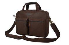 Troop Livingstone Satchel Bag
