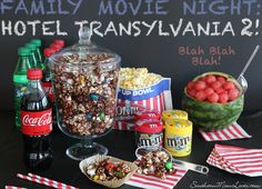 Southern Mom Loves: Make It a Family Movie Night! {Caramel Popcorn Peanut M&M'S Clusters Recipe}