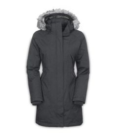 The North Face Women's Arctic II Down Parka