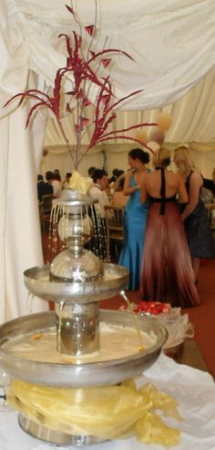 Chocolate Fountain Hire Worcester Hereford Gloucester And Midlands Beverage
