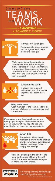 This month we're teaching kids the value of Teamwork! | Ways That Create Teamwork