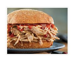 Perfect pulled pork - crockpot