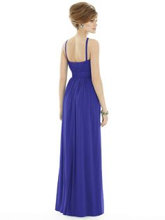 Alfred Sung Style D692 http://www.dessy.com/dresses/bridesmaid/d692/