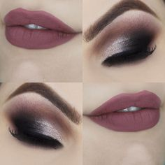 Cat Eye Makeup, Eyeshadow Makeup, Cute Makeup, Makeup Looks, Makeup Tips, Beauty Makeup, Pastel Makeup, Everyday Makeup Tutorials, Arabic Makeup