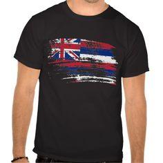 Cool Hawaiian flag design Tee Shirt