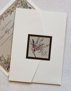 Pheasant invitations