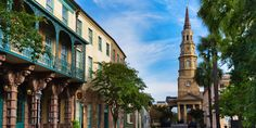 History in the making. Charleston is a constant nod to the city's important landmarks and historic moments. - TownandCountryMag.com