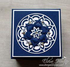 Flower boutique meets Orient Palace ⋆ Elviras stamp room