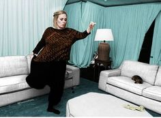 My Queen 😍😍 Adele Music, Her Music, Adele Photos, Adele Adkins, Adele 25, Cool Lyrics, Natural Looks, My Girl, Beautiful People