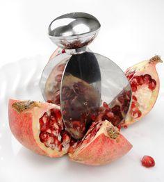Spicchiotto #igenietti Con un solo colpo divide la frutta in 4 spicchi!
