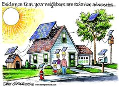 Are you a solar advocate?