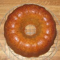 Vanilla Wafer Cake Recipe - no flour - use crushed vanilla wafers instead Wafer Cake Recipe, Vanilla Wafer Cake, Bunt Cakes, Cupcake Cakes, Cupcakes, Golden Rum Cake Recipe, Nutella, Wafer Cookies, Great Desserts