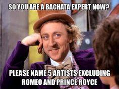 A new test? Lol #bachata #meme