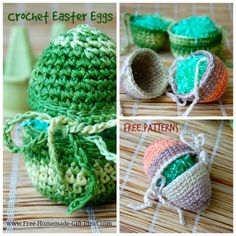 Uh oh we must have skipped a stitch free crochet crochet and easter crochet easter eggs free pattern these were inspired by patterns published in womens day negle Gallery