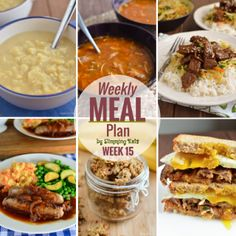 Slimming Eats Weekly Meal Plan - Week 15 What better way to get back into healthy eating with a meal plan all worked out for you. Whether you are new to Slimming World or just Extra Easy Slimming World, Easy Slimming World Recipes, Slimming World Diet, Slimming Eats, Slimming Worls, Korma, Diet Recipes, Cooking Recipes, Healthy Recipes