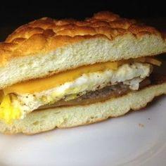 Cloud Bread / Oopsie Bread Recipe (Sour Cream Version)                                                                                                                                                     More