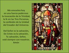 eligelavida: ¡Ponte la coraza de San Patricio!