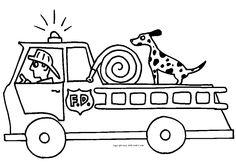 GIF: Fire Trucks - www.gifsec.com | Funny GIFS | Pinterest | Fire ...