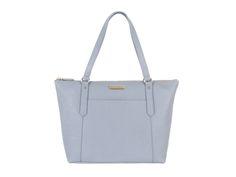 Portobello 'Naomi' Bluebell Saffiano Leather Handbag #myluxury #bags #envy #style #fashion