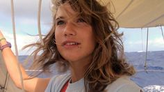 """Why a 14-Year-Old Girl Decided to Sail Around the World Alone - """"There are people who say you're crazy, but it's a dream. A great, great dream. I want to sail. I want to go around the world."""""""