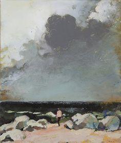 Tuomo Saali, Existence, oil on canvas 2011
