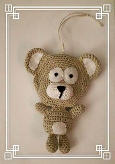 Teddybär mit Lavendelduft