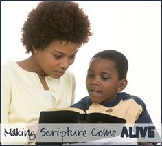 Hands-on resources for teaching the Bible to kids