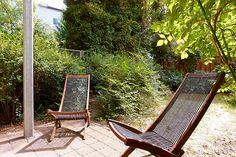 terrace with small garden Berlin, Outdoor Furniture, Outdoor Decor, Sun Lounger, Terrace, Stylish, Garden, Home Decor, Balcony