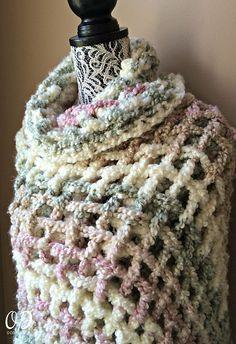 Make It Crochet | Your Daily Dose of Crochet Beauty | Free Crochet Pattern: Gentle Solace Prayer Shawl